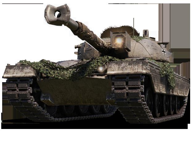 Видеообзор Kampfpanzer 50 t
